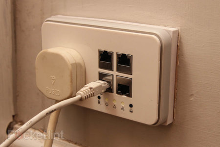 Hands-on: Power Ethernet All in One Ethernet enabled Powerline socket review
