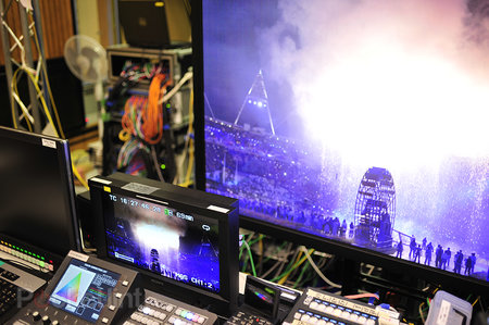 Super Hi-Vision eyes-on: London 2012 Olympics in 8k - photo 1