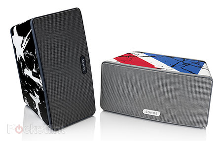 WIN: One of two Sonos 'Madchester' wireless hi-fi systems