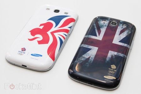 Samsung Galaxy S III London 2012 limited edition pictures and hands-on