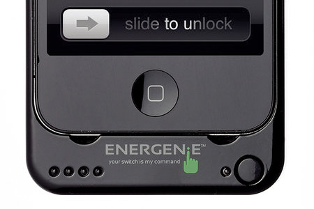 Energenie protective case doubles iPhone's battery life - photo 1