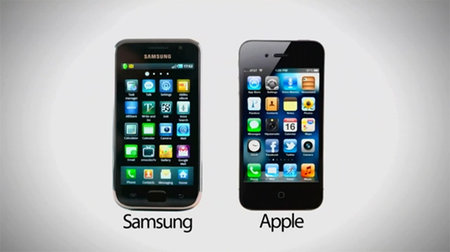 Conan O'Brien proves once and for all that Samsung did not copy Apple (video)