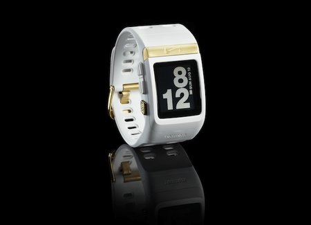 Nike celebrates the Olympics with gold Nike+ SportWatch GPS Special Edition