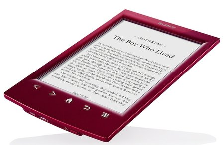 Sony Reader PRS-T2 brings Evernote to the table for cloud storage