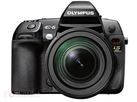 Olympus: New E-System DSLR body in the works
