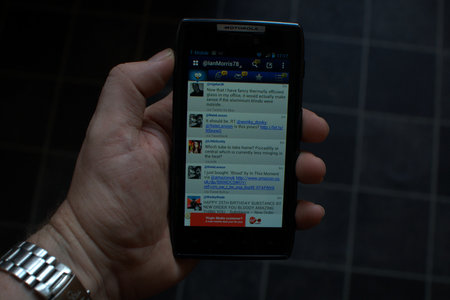 APP OF THE DAY: TweetCaster review (Android) - photo 5