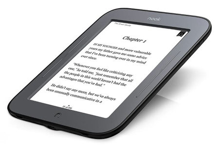 Barnes & Noble Nook coming to UK in October