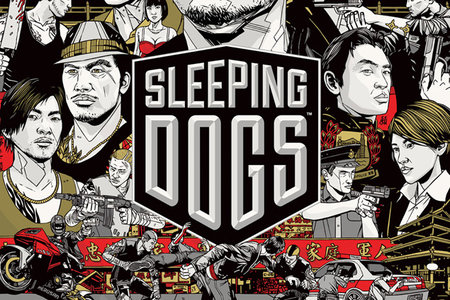 WIN: Sleeping Dogs and an Xbox 360 to play it on
