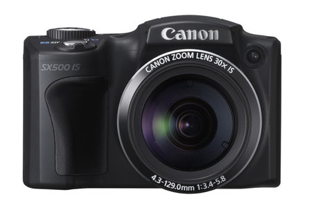 Canon PowerShot SX500 IS and SX160 IS get you close to the action