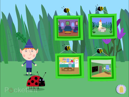 APP OF THE DAY: Ben & Holly's Little Kingdom - Big Star Fun review (iPad / iPhone / iPod touch) - photo 16