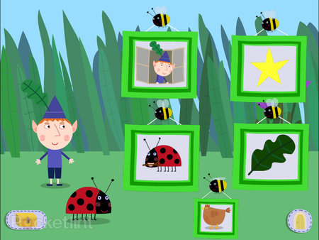 APP OF THE DAY: Ben & Holly's Little Kingdom - Big Star Fun review (iPad / iPhone / iPod touch) - photo 4