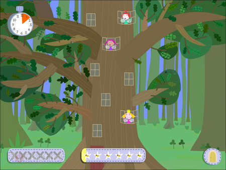 APP OF THE DAY: Ben & Holly's Little Kingdom - Big Star Fun review (iPad / iPhone / iPod touch) - photo 7