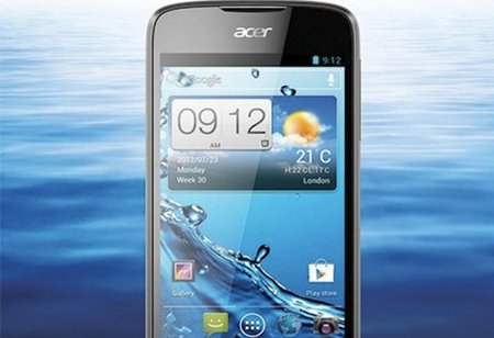 Acer unveils its Liquid Gallant smartphones complete with Ice Cream Sandwich and dual SIM