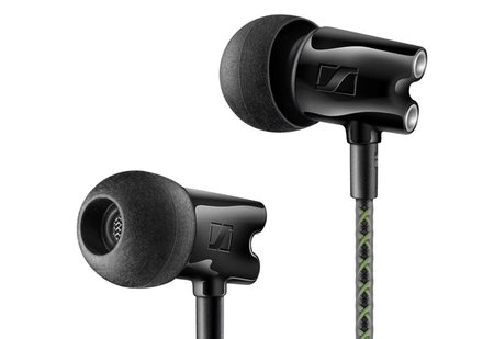 Sennheiser IE 800: Audiophile in-ear headphones for Apple and Samsung Galaxy users