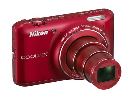 Nikon Coolpix S6400: The compact for chic fashionistas - photo 6