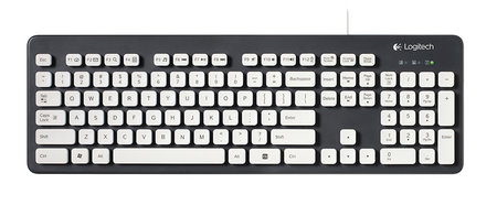 Logitech Washable Keyboard K310: Now you can rinse off your mess - photo 6