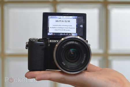 Sony NEX-5R pictures and hands-on  - photo 7
