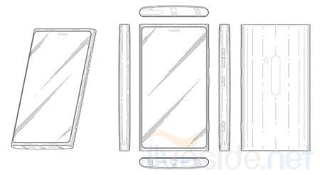 Nokia Phi design patent all but confirms Windows Phone 8 device