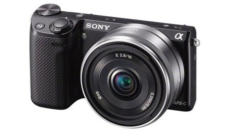 Sony NEX-5R compact system camera press images hit Japan before launch