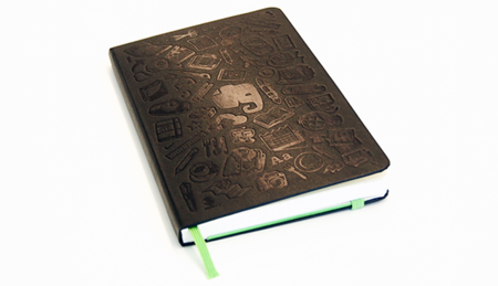 Evernote Smart Notebook from Moleskine makes your physical notes virtual