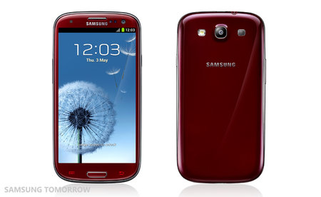 Samsung Galaxy S3 goes colourful with new nature-inspired colours - photo 2