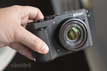 Nikon Coolpix P7700 pictures and hands-on