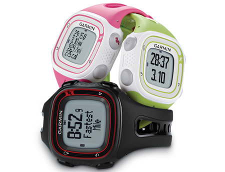Garmin Forerunner 10, for runners who like to keep it simple