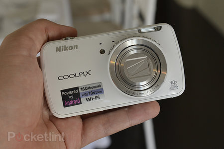 Nikon Coolpix S800C Android-based camera pictures and hands-on - photo 7