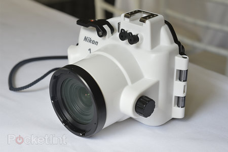 Nikon 1 WP-N1 underwater housing pictures and hands-on