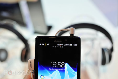 Sony Xperia T pictures and hands-on - photo 6