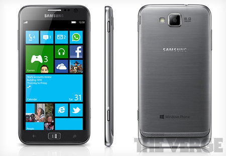 Samsung Mobile Unpacked 2012: Samsung ATIV S Windows Phone 8 handset leaked ahead of announcement