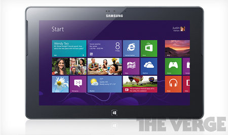 Samsung's new ATIV range to also get 10.1-inch Windows 8 RT tablet
