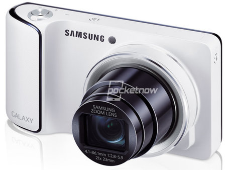 Samsung Galaxy Camera leaks, Photography goes Android