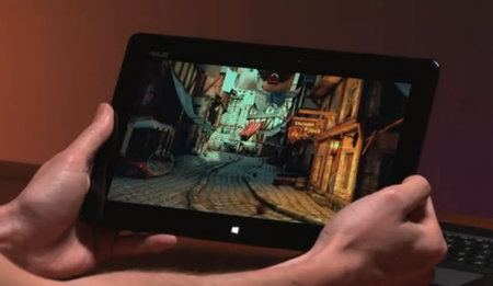Unreal Engine 3 demoed on Windows RT