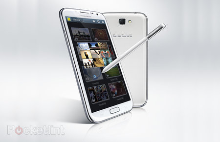 Samsung Galaxy Note 2 launched at Samsung Mobile Unpacked 2012