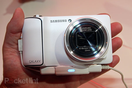 Samsung Galaxy Camera pictures and hands-on
