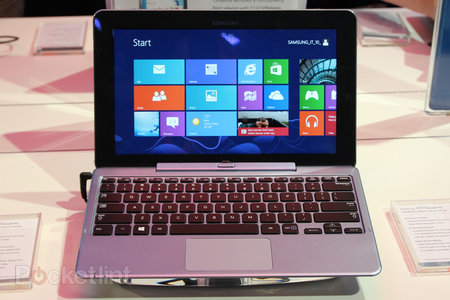 Samsung Ativ Smart PC pictures and hands-on