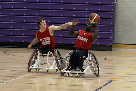 Team GB Paralympic athletes turn to BMW and BAE systems to improve wheelchairs