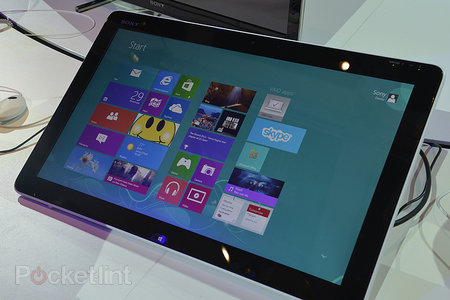 Sony VAIO Tap 20 touchscreen PC pictures and hands-on - photo 3