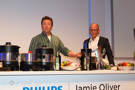 Philips HomeCooker co-designed by Jamie Oliver... pukka