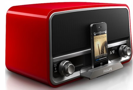 Philips goes retro with 1950s inspired radios