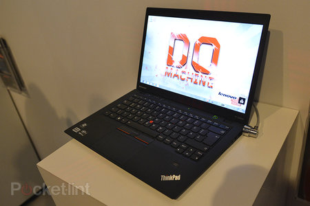Lenovo ThinkPad X1 Carbon pictures and hands-on