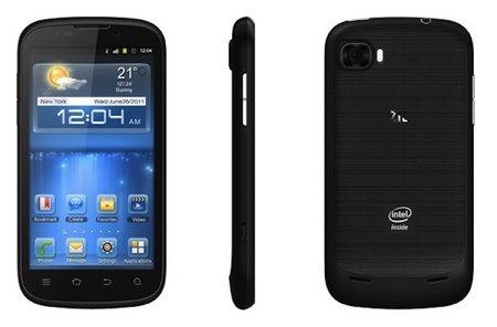 ZTE Grand X IN: Intel running Ice Cream Sandwich handset here by September
