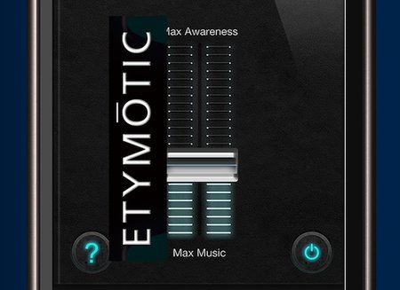 Etymotic Android app adjusts sound levels after listening to your surroundings
