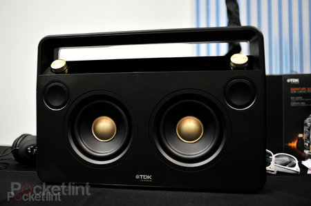 TDK Boombox, Sound Cube and Weatherproof speakers pictures and hands-on