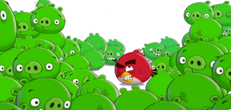 Bad Piggies: Angry Birds Pigs get own game