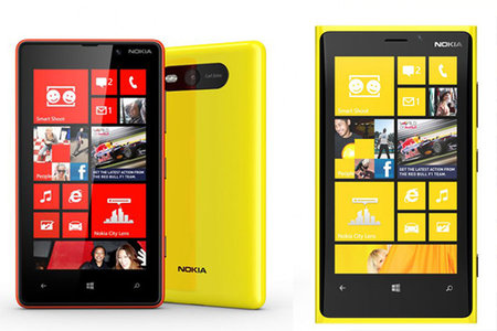 Nokia Lumia 920 and Lumia 820: All the specifications, features and details - photo 1