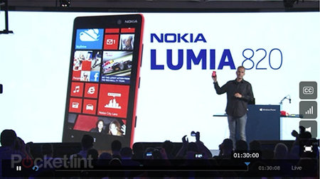 Nokia Lumia 920 and Lumia 820: All the specifications, features and details - photo 7