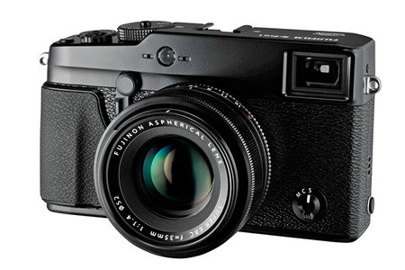 Fujifilm X-Pro1 firmware v2.0 update announced