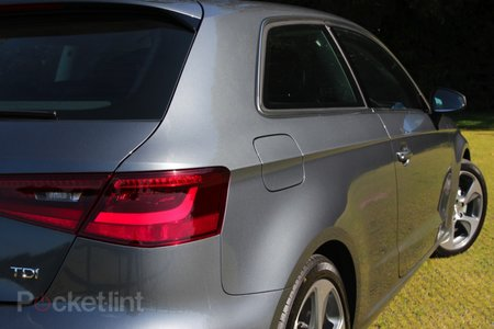 Audi A3 2.0 TDI Sport pictures and hands-on - photo 7